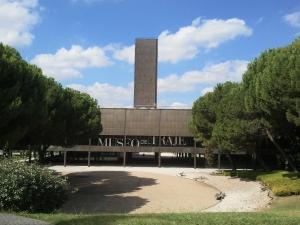 El castillo-museo y su torre
