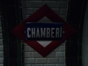 Metro Chamberí