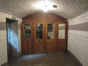 El portal con el detalle al revés
