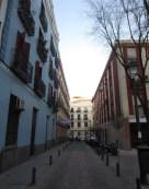 Las pintorescas y coloridas fachadas