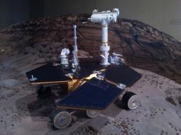 ¿Mars Explorer o Walli-e?