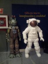 ¿Quién es el marciano?