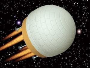 La cúpula-Navisfera