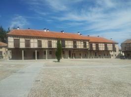 Arquitectura castellana o ¿del Lejano Oeste?