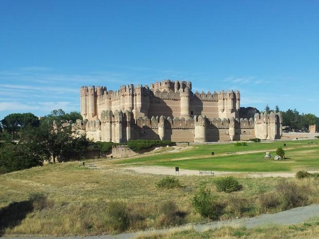 El grandioso Castillo de Coca