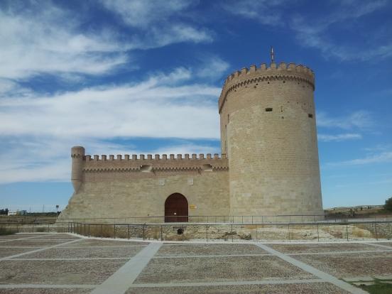 El castillo de Arévalo