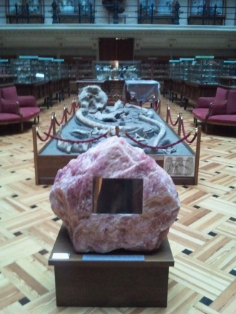 Los reyes (geológicos) de la colección