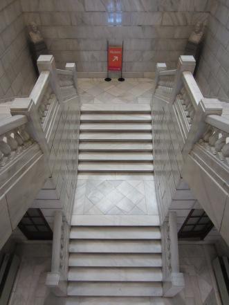 Una escalinata imperial