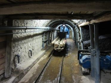 ¿Un inquietante túnel del terror?