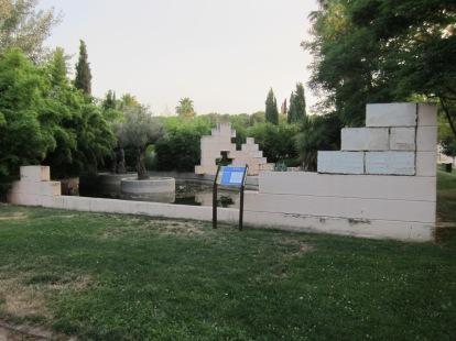 El Estanque del Jardín Judío