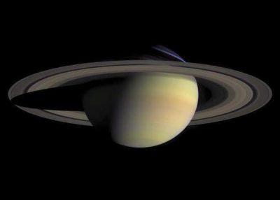 Saturno: El Señor de los anillos...