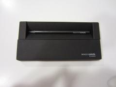 Un lápiz... bancario