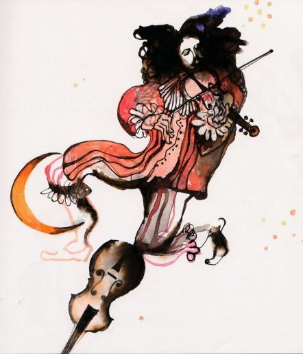 Ara Malikian y su violín: el príncipe-sonador ¡y soñador!