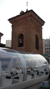 ... bajo el cielo de Madrid