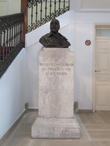 El marqués de la Vega-Inclán, fundador del Museo