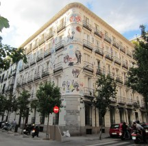 Pintorescas y elegantes fachadas y...