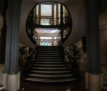 La escalera de los sueños de Aliapiedi