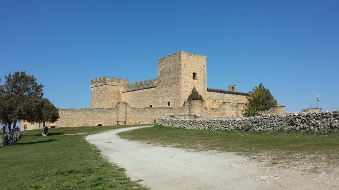 El inexpugnable e inaccesible castillo...