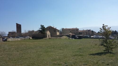 La indefensa villa de Pedraza