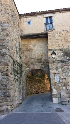 La Puerta del Azogue o Arco del Ecce Homo