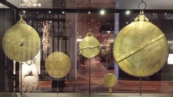 Astrolabios planisféricos