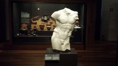 El escultural Héracles