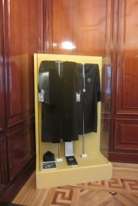 Las togas de ilustres magistrados