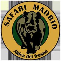 El salvaje logo safaresco