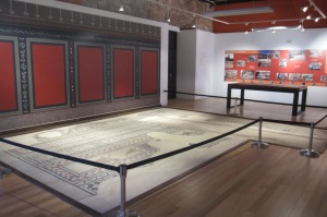 Un millar de piezas estelares romanas