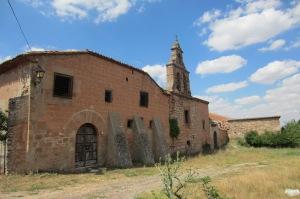 La iglesia de San Román
