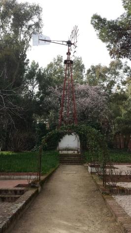 El molino de la rosaleda