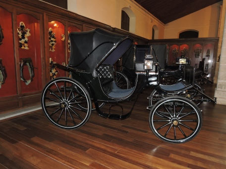 Sala principal del Museo del Enganche...