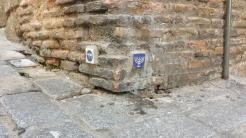 La Judería en los muros